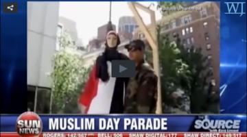 Muslim Parade