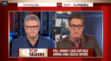Joe Scarborough & Donny Deutsch