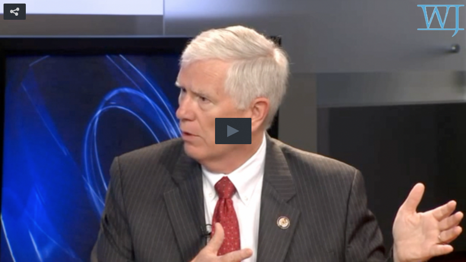 Watch What Bold Thing This Republican Congressman Said About Ebola