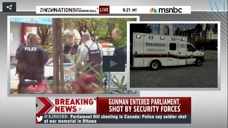 MSNBC Canada Gun Control