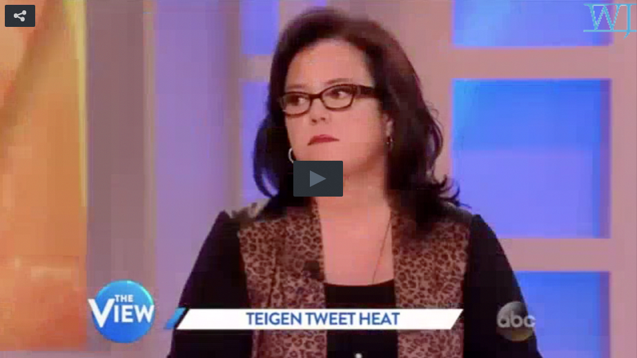 Rosie O'Donnell Jumps On The Gun Control Bandwagon After ISIS Attack On Canadian Parliament