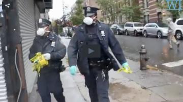 Police Ebola