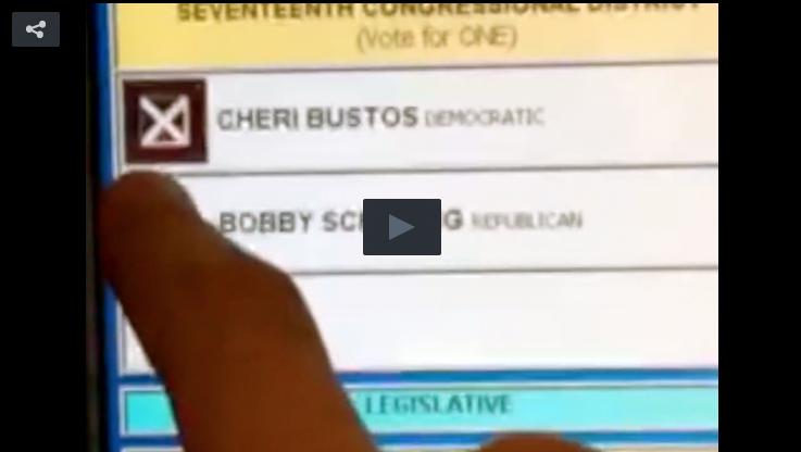 Voting Machine Fraud