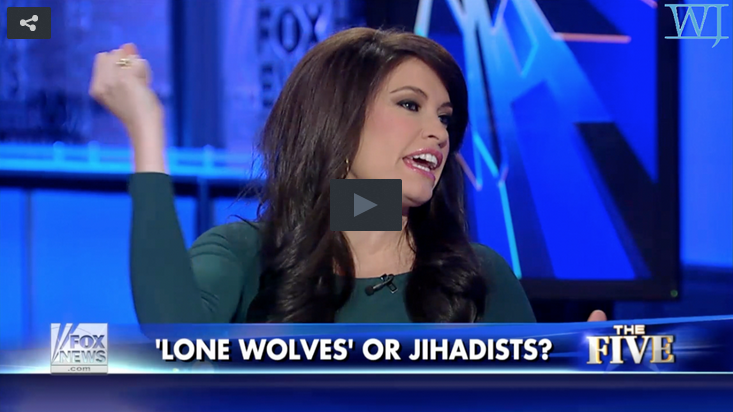 """Greg Gutfeld: Calling Terrorists """"Lone Wolfs"""" Separates Their Crimes From The Murderous Ideology Behind Them"""