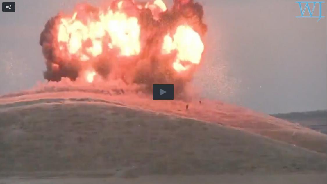 US Airstrike on Kobane