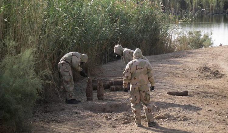 WMD Iraq