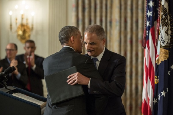 Obama Covered Up Emails For Eric Holder In Fast And Furious Scandal