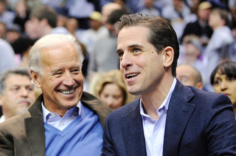 Hunter Biden Is Sailing On The Family Name