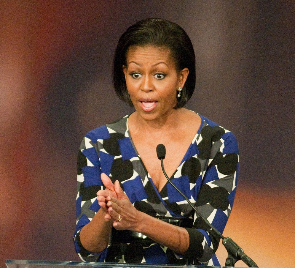 Schools Bribe Students To Eat Michelle Obama-Approved Lunches
