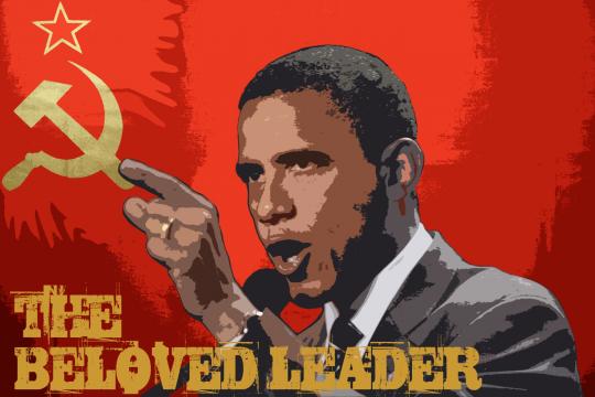 obama-the-beloved-leader-540x360
