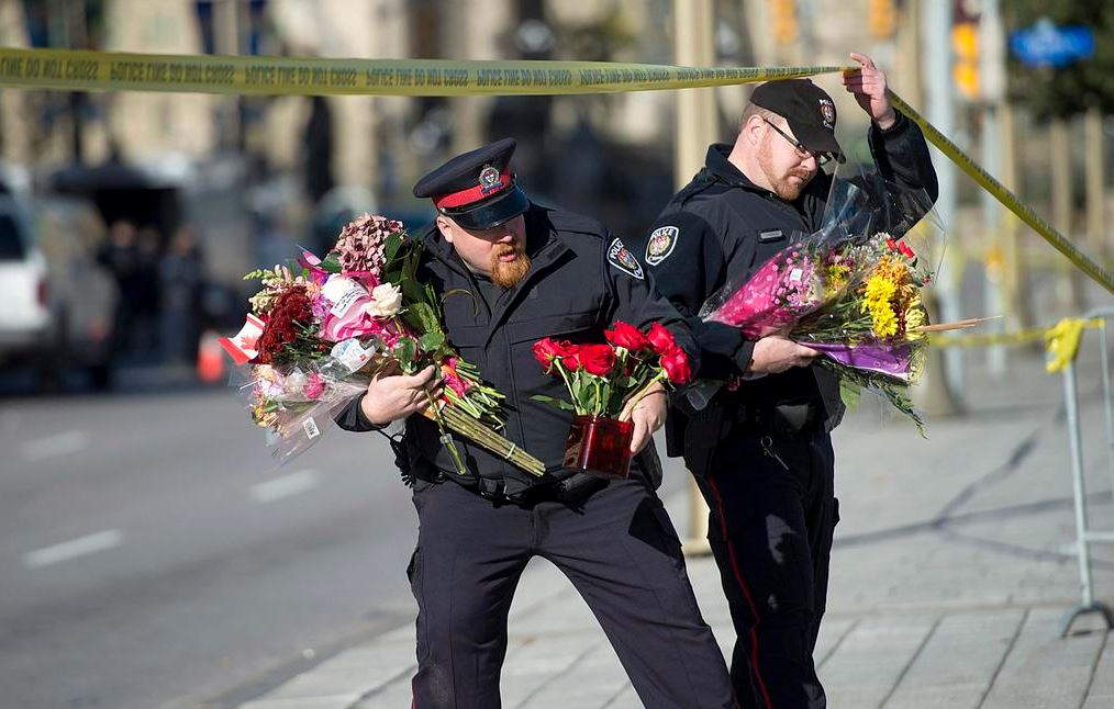 Ottawa Shooter's Friend Reveals History Of Mental Illness, Extremism