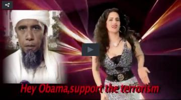 Obama and al-Masry