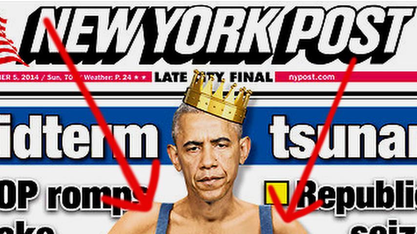 Obama arrows