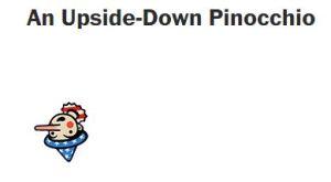 upsidedownpinocchio