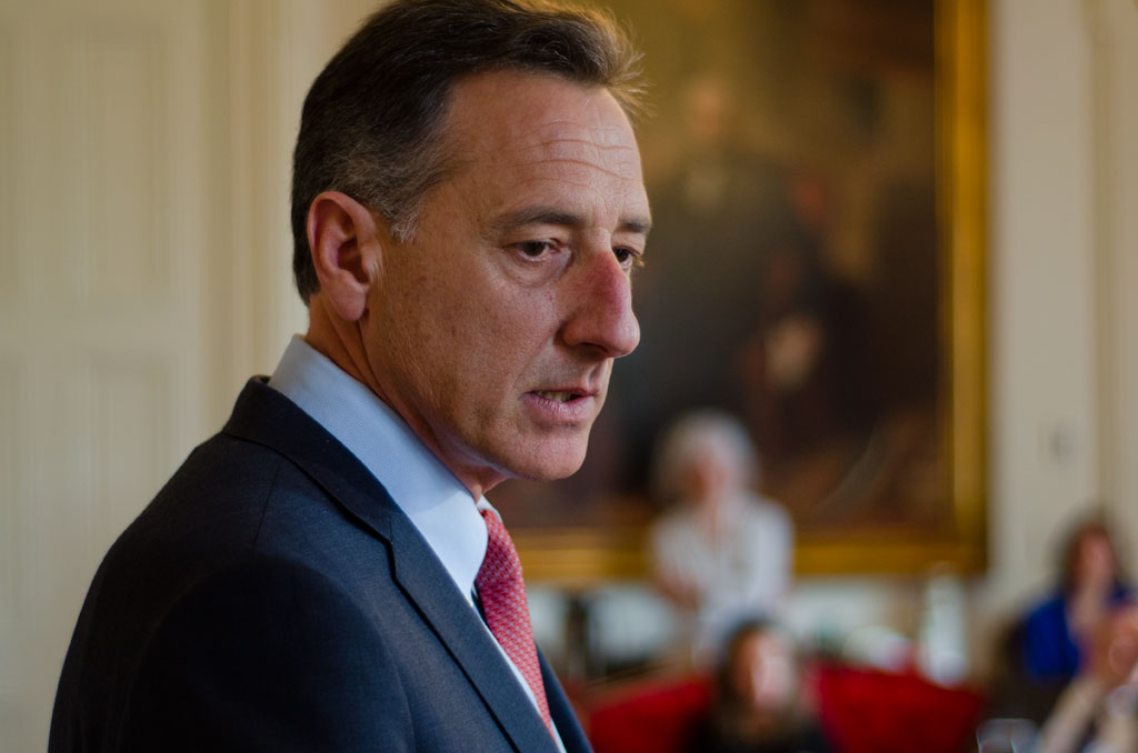 Vermont Governor Cancels Plans For Single Payer Health Care