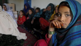 Afghan women voice concerns to coalition forces