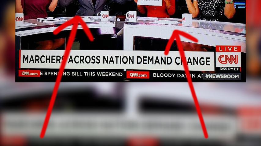 CNN arrows