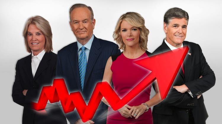 Fox News Up Ratings (1)