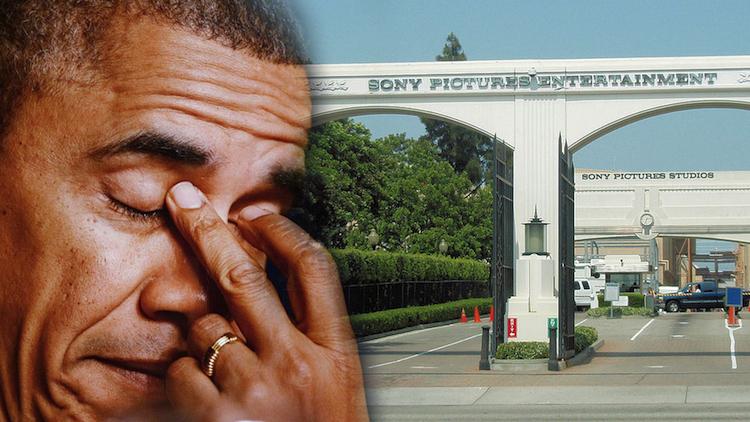 Obama Sony Hack