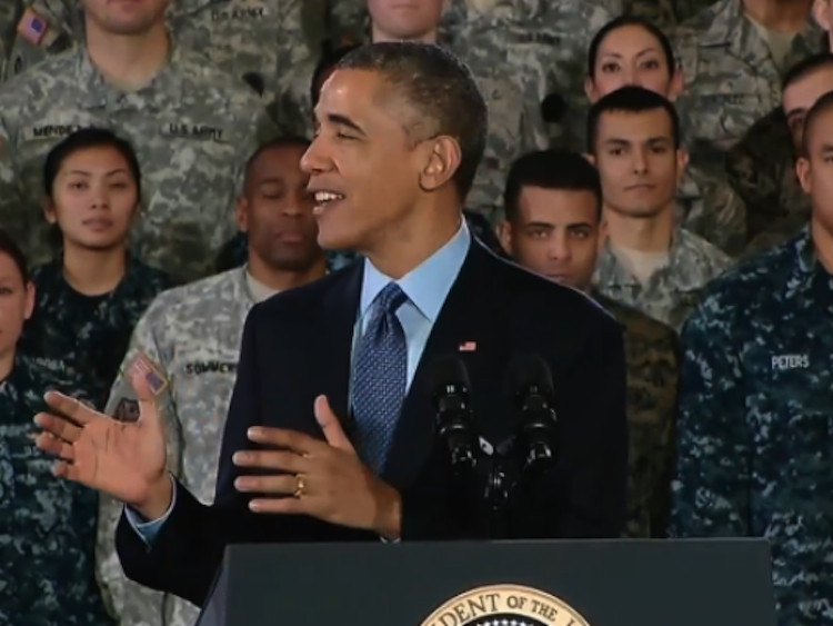 BREAKING: A Report Just Now Coming Out Of Iraq Totally Blows Up Obama's Promise To America