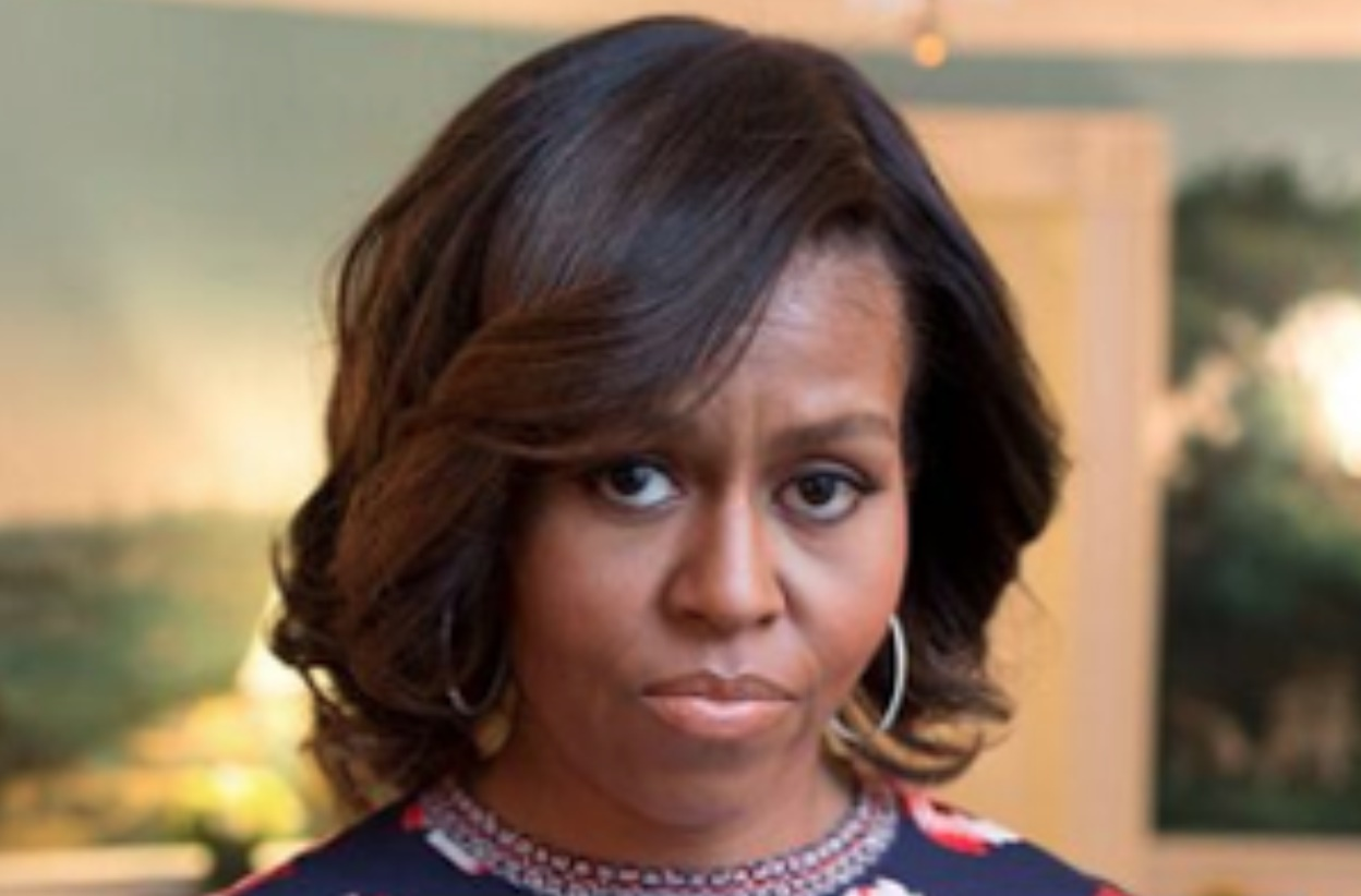 Michelle Obama Tells Tall Tales Of Racialized Victimhood