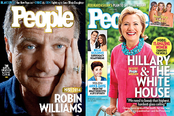 "Hillary's ""People"" Cover Flops"