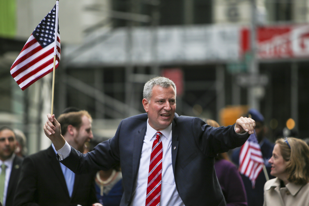 Comrade De Blasio Is The Gift That Keeps On Giving…