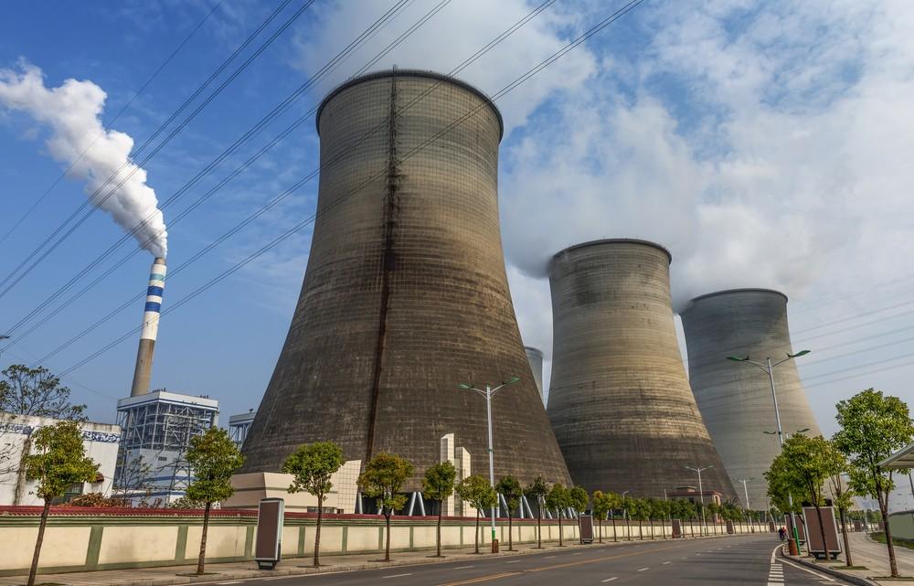 Power Plant Cartoon Power Plant in Europe