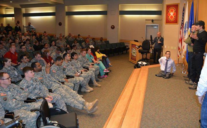 Photo: Brooke Army Medical Center/Facebook