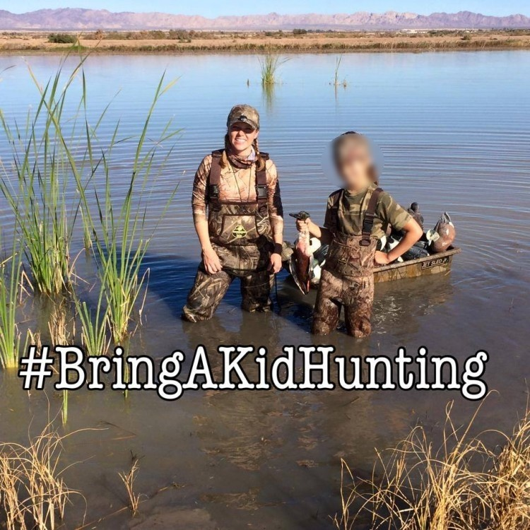01302015_Bring-a-Kid-Hunting_Jen-The-Archer-Cordaro-Facebook-750x750