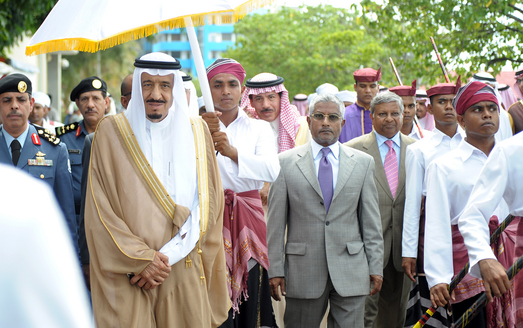 Photo credit: Presidency Maldives (Flickr)