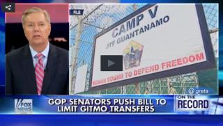 Lindsey Graham and Gitmo