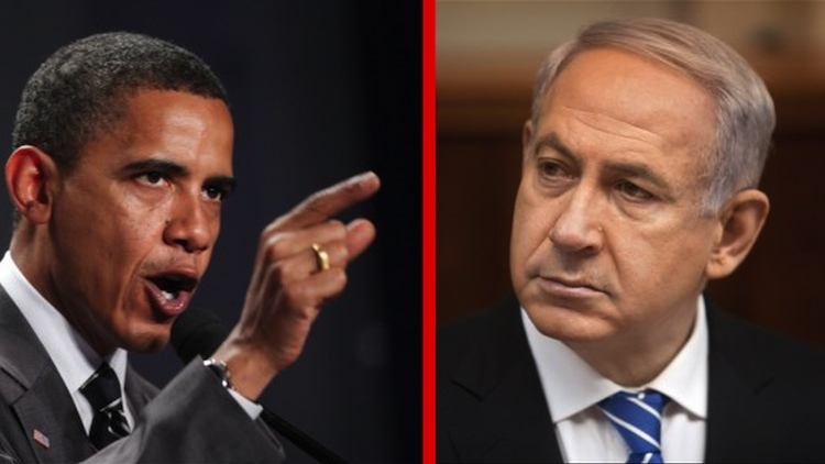 Here's How A Furious Obama White House Is Reportedly Freaking Out Over Israel's Defiant Netanyahu