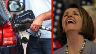 WCJ images Pelosi Gas