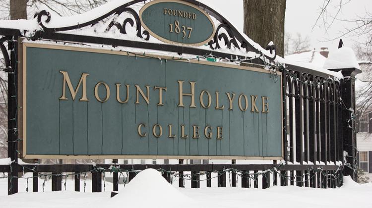 Facebook/Mount Holyoke College