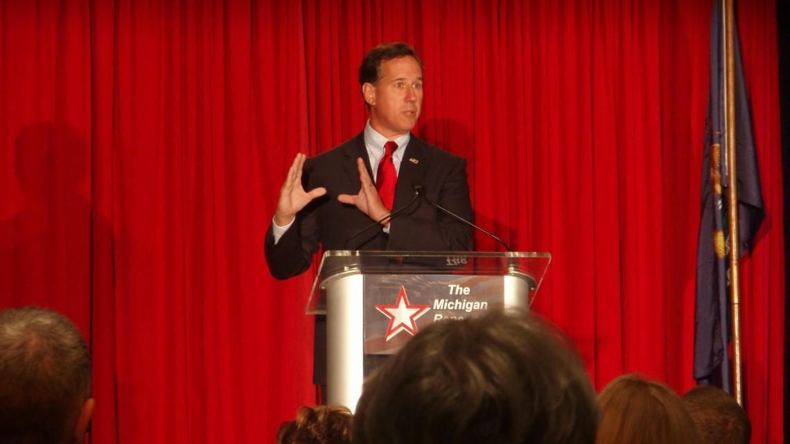 Facebook/Rick Santorum