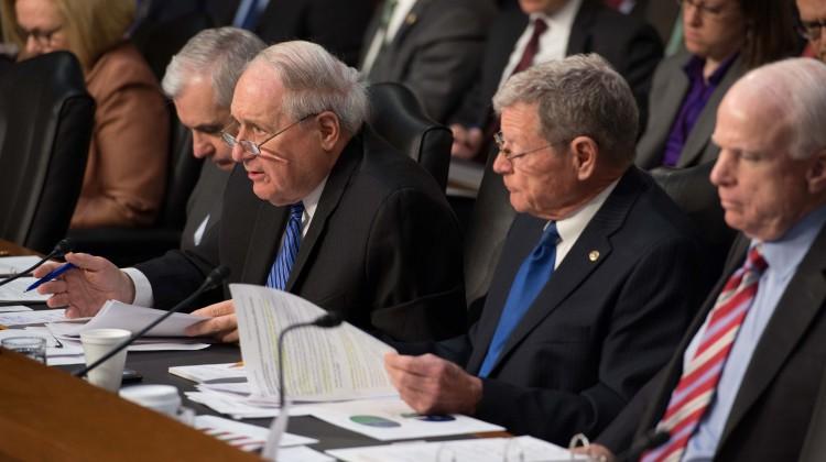 Hagel, Hale, Dempsey Testify Before Senate