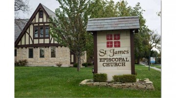 Facebook/St. James Episcopal Church