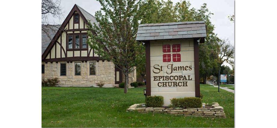 Facebook/St. James Episcopal Church