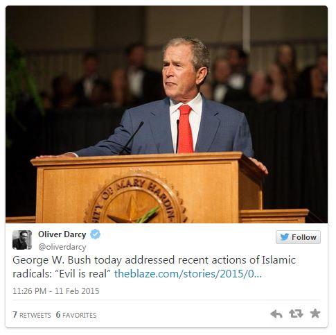 02122015_George W Bush_Twitter Oliver Darcy