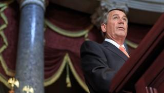 Speaker John Boehner (Flickr)