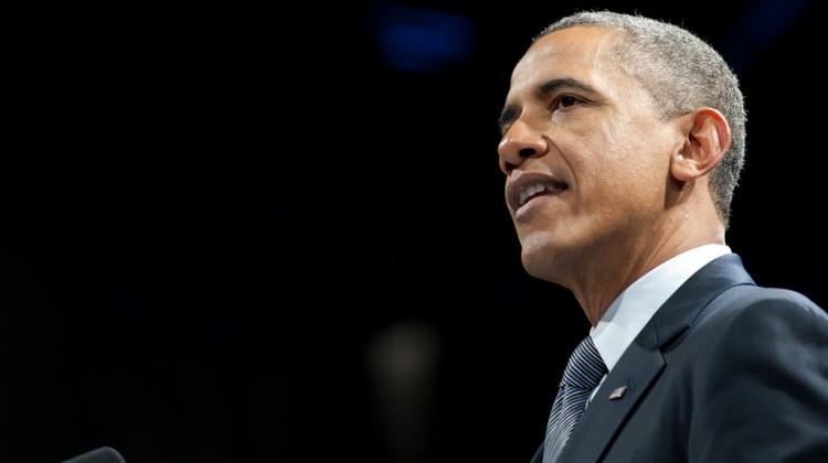 Flickr/Barack Obama