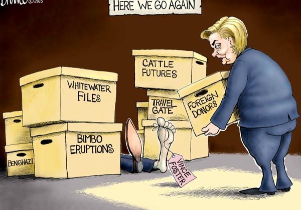 Clintons Again NRD 600