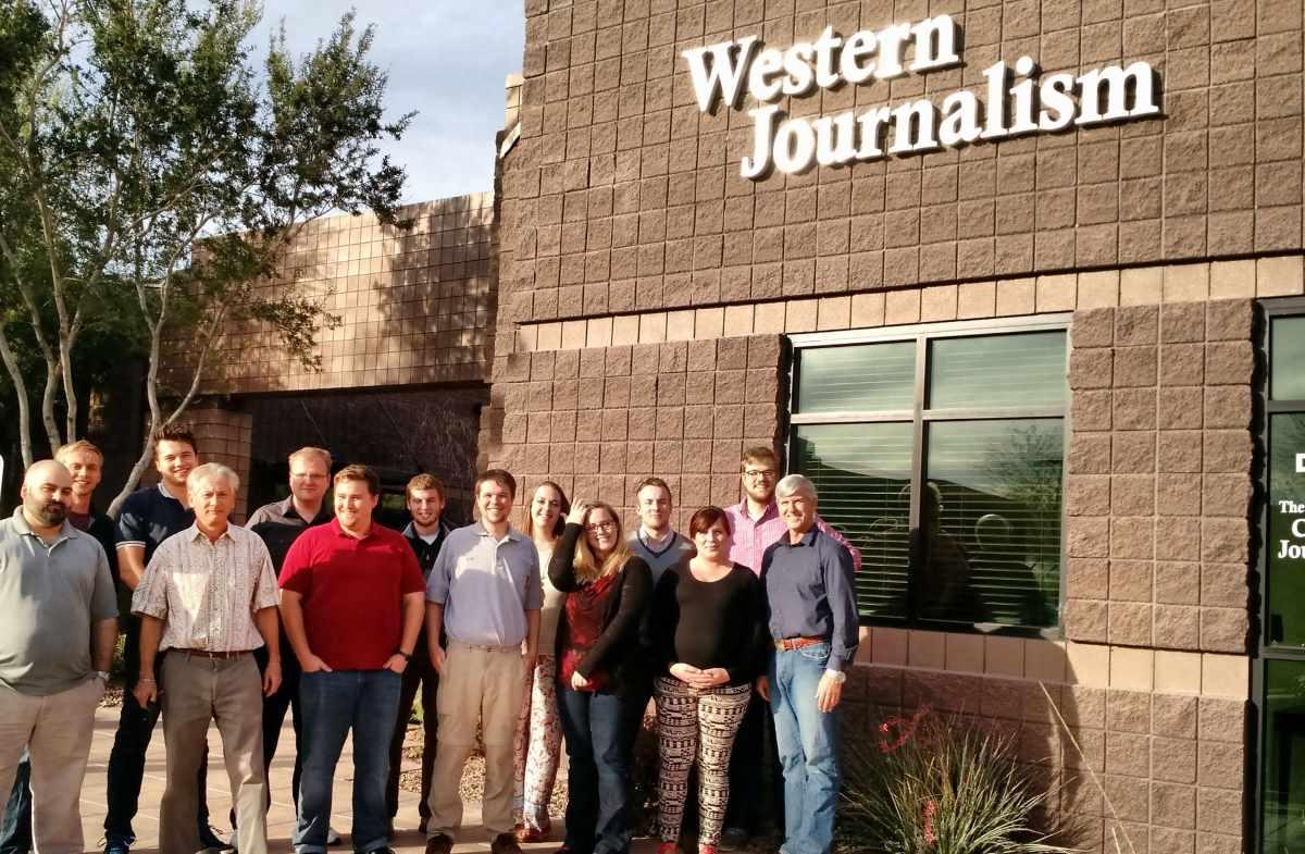 WesternJournalismstaff