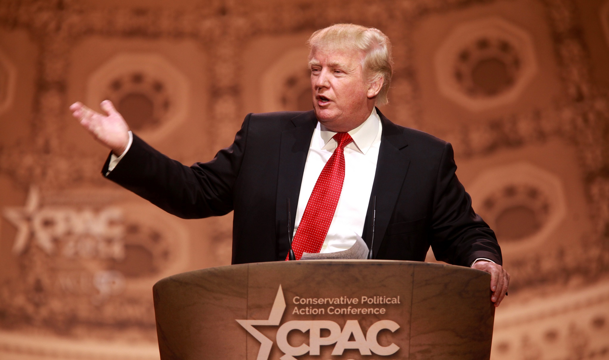 When CPAC Speakers Clash: Donald Trump Takes On Jeb Bush