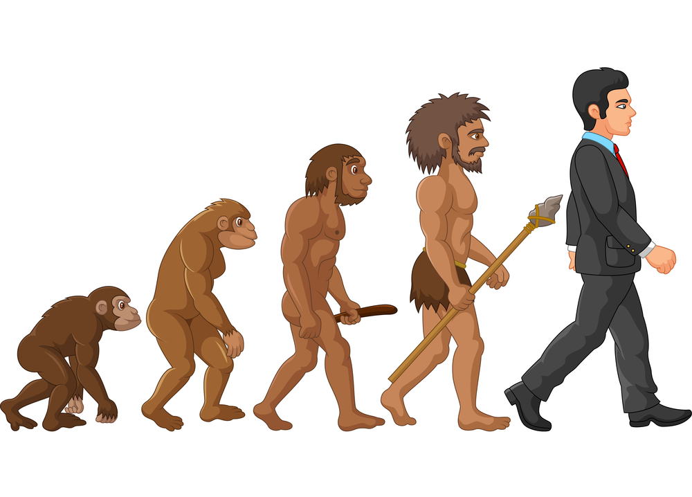 Evolution Is A Political, Cultural, And Ideological Sledgehammer