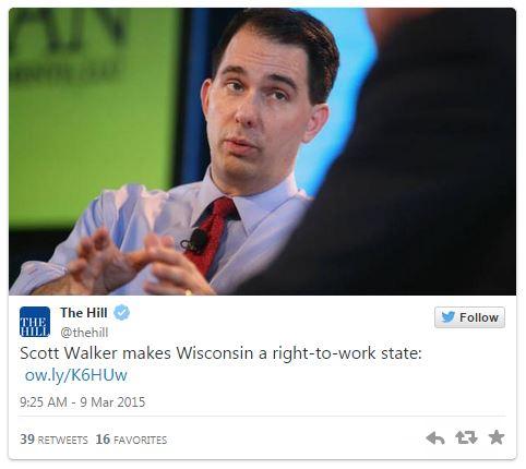 03092015_Scott Walker Right To Work The Hill_Twitter