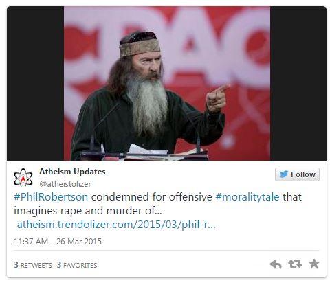 03262015_Phil Robertson Atheist Tweet_Twitter