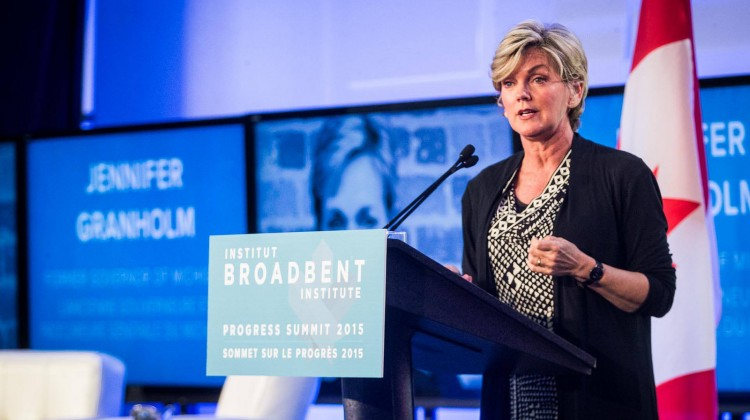 Broadbent Institute // Institut Broadbent (Flickr)
