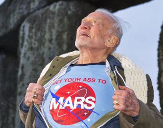 Image Credit: Twitter/Buzz Aldrin